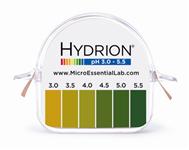 Hydrion D/R Dispenser 3.0-5.5