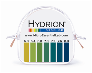 Hydrion D/R Dispenser  6-8
