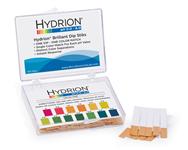 Hydrion Brilliant Dip Stik Plastic Strip 0-6