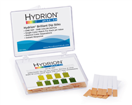 Hydrion Brilliant Dip Stik Plastic Strip 5-9
