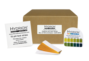 Hydrion 5.5-8.0 Envelopes (100 Envelopes per Box)