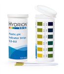 Hydrion (9700) Spectral 5.5-8.0 Plastic pH Strip