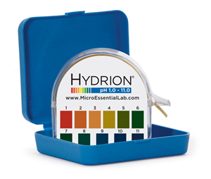 Hydrion Jumbo Dispenser 1-11V