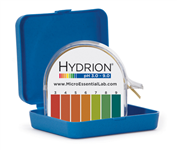 Hydrion Jumbo Dispenser 3-9V