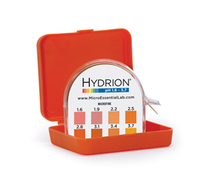 Hydrion MicroFine Disp. 1.6-3.7
