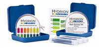 Hydrion Rain Survey Kit