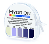 Hydrion (CM-240) Chlorine Dispenser 10-200ppm