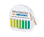 Hydrion S/R Dispenser 0-3
