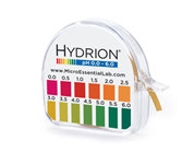 Hydrion S/R Dispenser 0.0-6.0