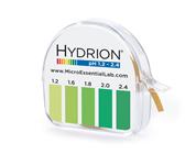 Hydrion S/R Dispenser 1.2-2.4