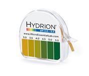 Hydrion (325)  Dispenser 3.0-5.5