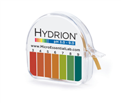 Hydrion S/R Dispenser 3.0-9.0