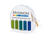Hydrion S/R Dispenser 3.4-4.8