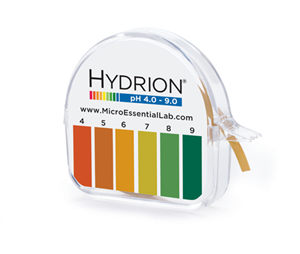 Hydrion S/R Dispenser 4.0-9.0