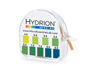 Hydrion S/R Dispenser 4.5-8.5
