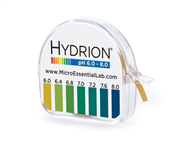 Hydrion S/R Dispenser 6.0-8.0