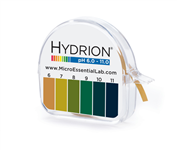 Hydrion S/R Dispenser 6.0-11.0