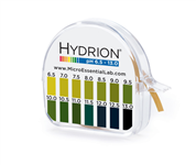 Hydrion S/R Dispenser 6.5-13.0 Brilliant