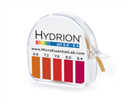 Hydrion S/R Dispenser 6.8-8.4
