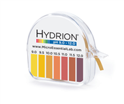 Hydrion S/R Dispenser 9-12