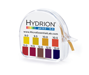 Hydrion S/R Dispenser 9.0-13.0