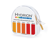 Hydrion S/R Dispenser 10-12