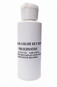 Hydrion Buffer Color Key Preservative