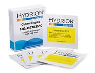 Hydrion Buffer Chemvelope pH 3.00