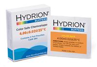 Hydrion Buffer Chemvelopes, Color Safe 4.00