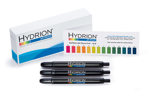 Hydrion Insta-chek 0-13 Mechanical pH Pencil