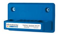 Hydrion Test center - Blue